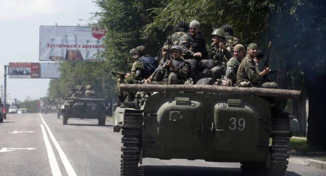 «Готовятся к бою?»: Боевики «ДНР» активизировались в Донецеке, в городе небывалый «движ»