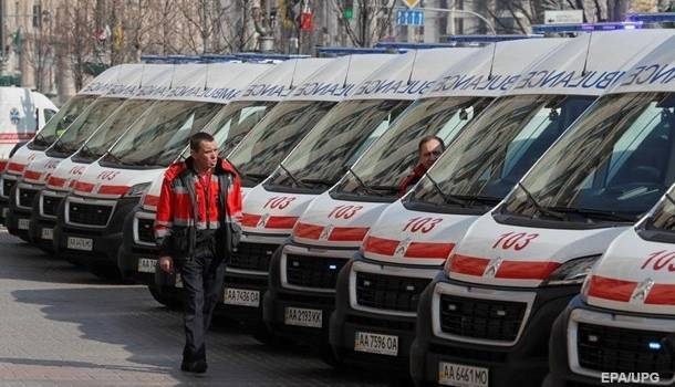 В Украине обновлен антирекорд по числу госпитализаций из-за COVID-19