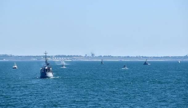 Украинские моряки будут проходить тренировку у военных НАТО