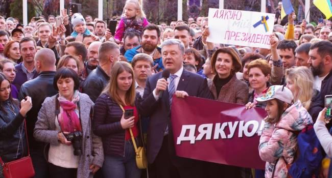 Хаврюченко: Неспособные породить ничего жизнеспособного, сторонники Порошенко занимаются тем единственным, в чем преуспели - топят любого конкурента кумира