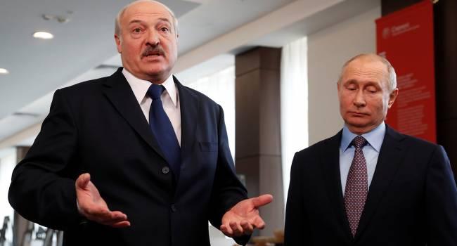 Эйдман: Рейтинг Путина в Беларуси только вырастет, если он поможет окончательно угомонить сбрендившего Лукашенко, но президент РФ этим шансом не воспользуется