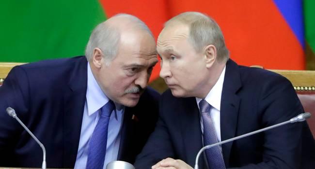 Эксперт: Путин снова спасает Лукашенко, на этот раз от российских же «внутренников»