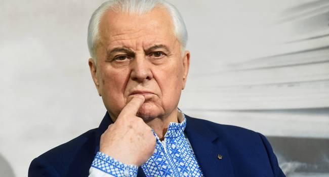 Ультиматум Кремля: Либо мы идем на условия России, либо будем биться на границе – Кравчук