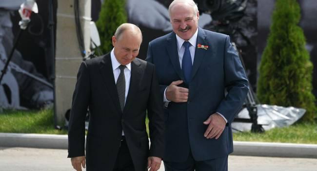 Лукашенко: Мы с Путиным сошлись во мнении - травят здесь, чтобы потом наброситься на Россию