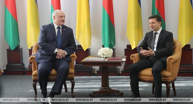 «Я бы точно так сделал»: Зеленский посоветовал Лукашенко, как выйти из сложившейся ситуации без кровопролития