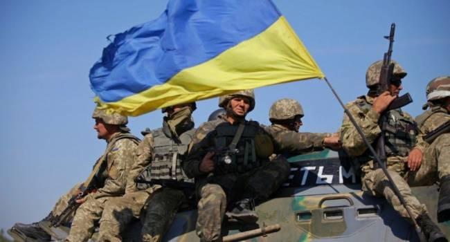 «Незламні! Героям слава!»: Бойцы ВСУ записали мощное видеопоздравление