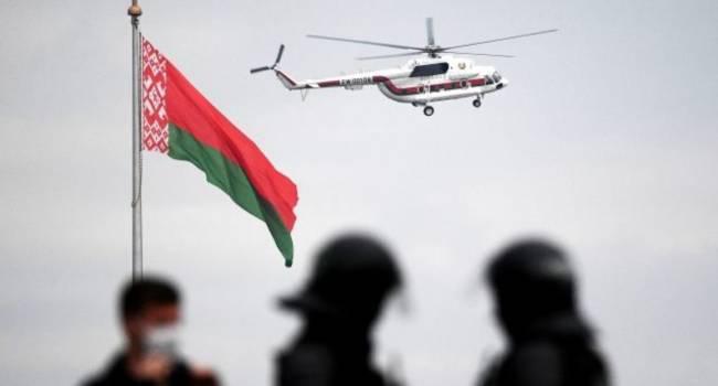 Журналист: лучше бы Григорьевич не с автоматом скакал, а позвонил в Ростов Януковичу, чтобы тот рассказал, что нужно грузить в вертолет