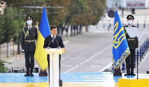 «Не отдадим свое счастье и территории»: Зеленский поздравил украинцев с Днем Независимости