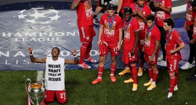 «Бавария» выиграла все матчи в Лиге чемпионов 2019-2020, установив уникальное достижение турнира