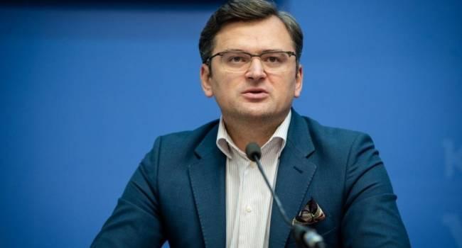Кулеба заверил, что Украина не пойдет на уступки, которые создадут внутри страны мины замедленного действия