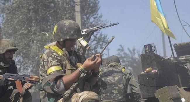 «Слава Украине! С Днем Независимости!»: Боевики «ДНР» начали жаловаться, что ВСУ заняли новые позиции под Горловкой