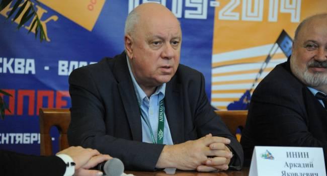 «Дай Бог мне ошибиться»: Аркадий Инин рассказал о «счастливой советской семье и об украинцах, не помнящих родства»