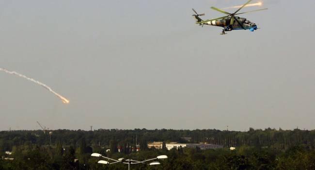 «Перемирие закончено»: Боевики атаковали позиции ВСУ на Донбассе при помощи авиации