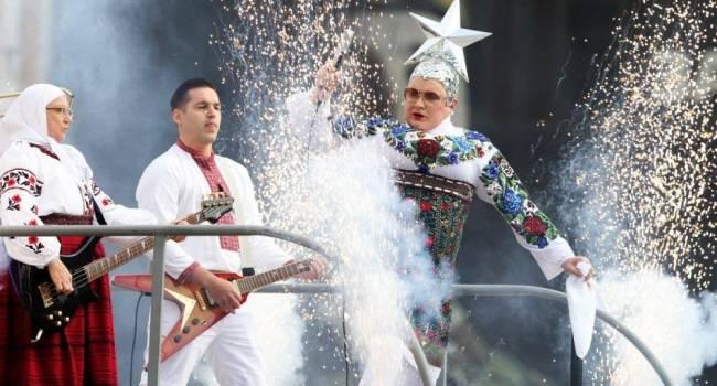Медушевская: прекратите мочить артистов! Им никто не платил гонорары! Они пели задаром, от всей души хотели Украину поздравить