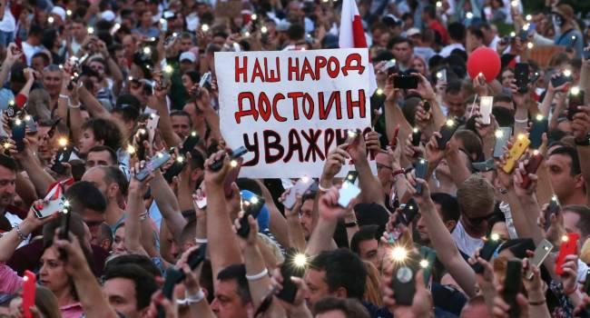 Даже если революция в Беларуси не состоится, начавшие протесты все равно стали началом конца эпохи Лукашенко - политолог