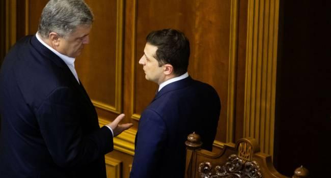 «Порошенко тоже продавал страну»: общественник объяснил, почему Зеленский похож на своего предшественника