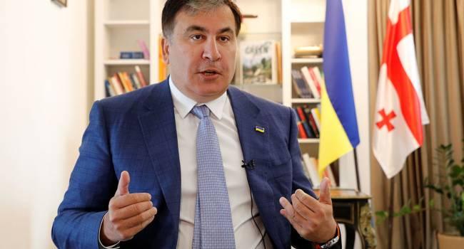 «Этот человек находится в розыске»: Глава грузинского Минюста предупредила, что Саакашвили в Грузии ждет тюрьма