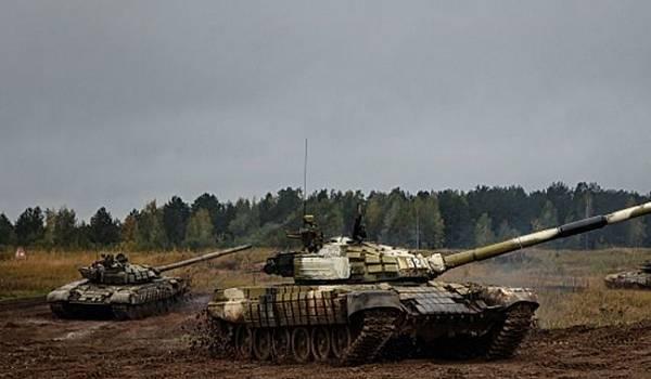 Беларусь приступила к тактическим учениям на границе ЕС