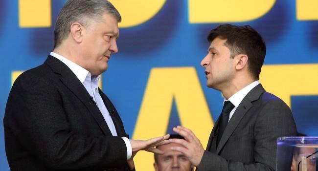 Зеленский не отвечает за свои слова, когда выдвигает обвинения оппонентам - Бутусов