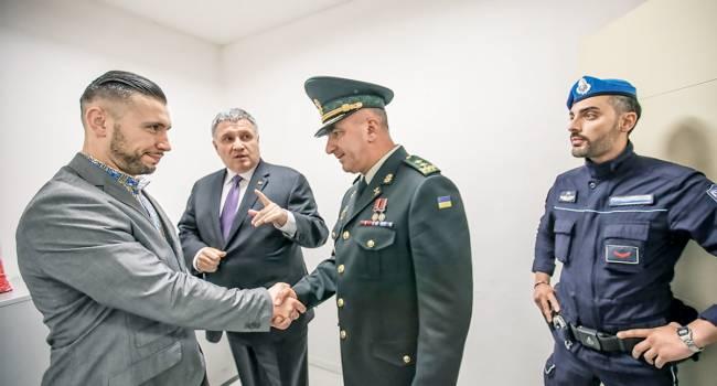 «Маркив невиновен!»: Глава МВД Украины пообещал обнародовать новые доказательства