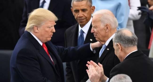 «Заторможенный и сильно в возрасте»: Дональд Трамп усомнился в психическом здоровье Джо Байдена