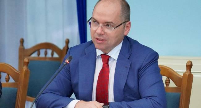 «Это позор для страны»: Степанов заявил, что у медработников сегодня самые низкие зарплаты в Украине