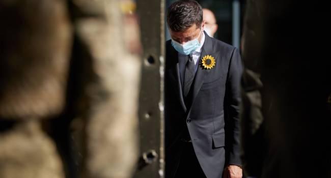 Политолог: Зеленский заявил, что украинская власть должна сделать все, чтобы рана от Иловайска не затянулась