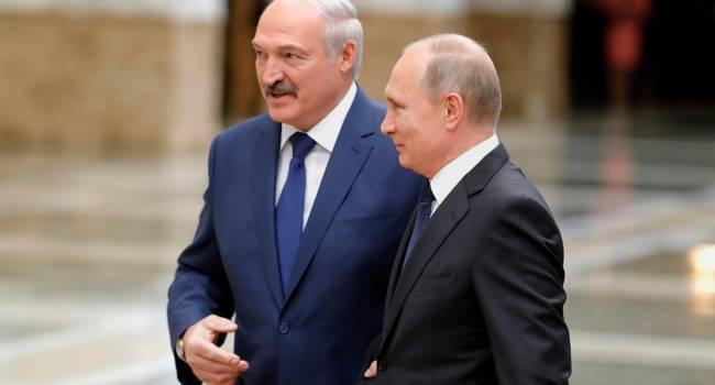 Лукашенко позвал на помощь российскую армию против НАТО, а Путин готов отправить полицейскую миссию для разгона демонстраций