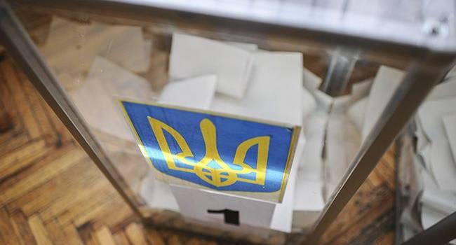 В Украине стартует избирательный процесс