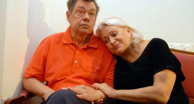 «Покажи мне, что я ем»: вдова Караченцова рассказала, как в последние месяцы жизни актер отказался от любимых блюд