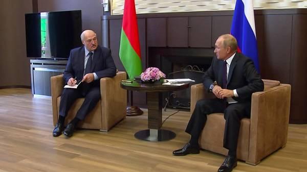 «Добрый мудрый царь и вассал»: политолог прокомментировал встречу Путина и Лукашенко