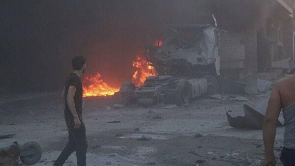 Москва сожгла Идлиб ударами из «Искандеров», «Су-24» и «Су-34М»