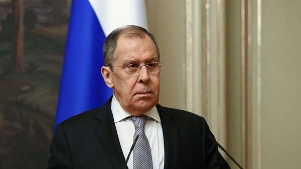 «Агрессивное русофобское меньшинство»: Лавров выдал очередной «перл» в адрес ЕС