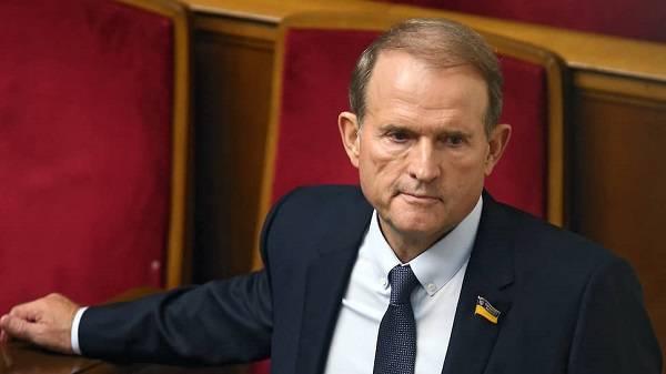 «Хочет отвлечь внимание от провала в экономике»: Медведчук рассказал, почему Зеленский поддерживает «нормандский формат»