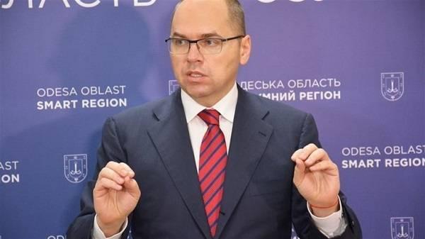 Степанов сделал намек, что хочет одновременно быть и депутатом, и возглавлять Минздрав