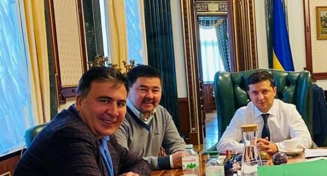Вместо грузинского реформатора теперь у нас будет казахский: Маргулан Сейсембаев рассказал Зеленскому, как реализовать реформы в Украине