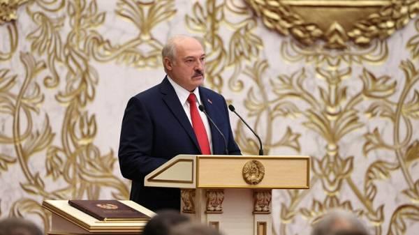 «Коронация вора в законе»: белорусский публицист жестко оценил инаугурацию Лукашенко
