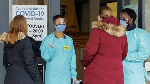 Трюдо заявил о начале второй волны коронавируса в Канаде