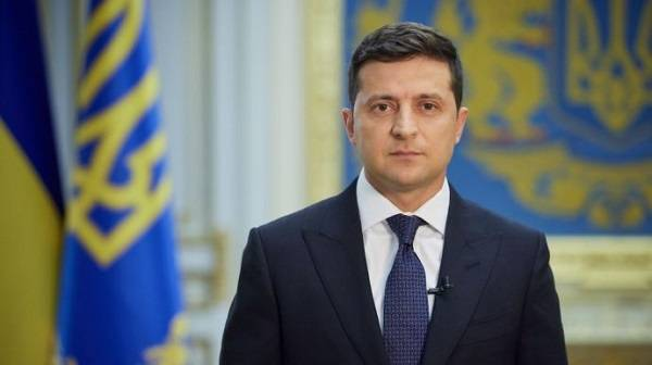 Зеленский заявил, что Украина не идет на шантаж по Донбассу