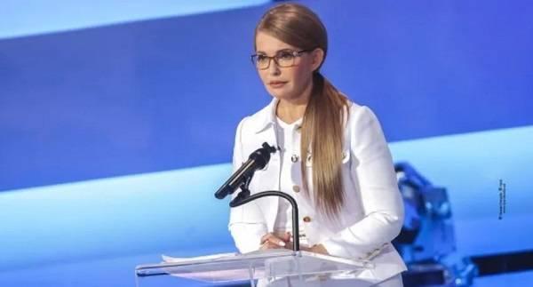 Тимошенко указала украинцам на крайнюю важность нынешних местных выборов