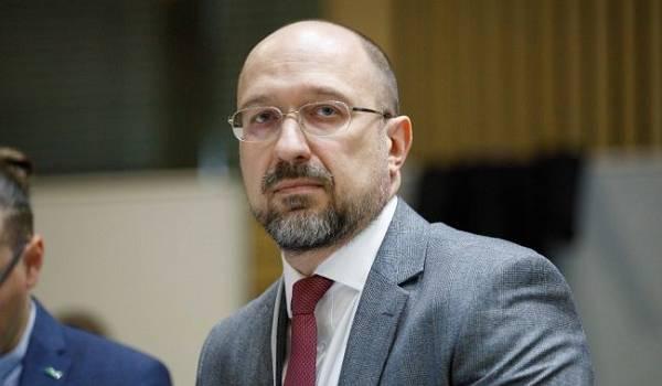 Шмыгаль рассказал, с какой целью Украина закрыла границы для иностранцев