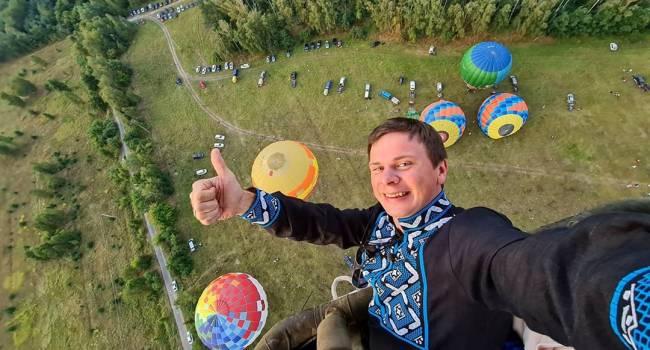 «Это реально мои места силы, где заряжаешься энергией на годы вперед»: Дмитрий Комаров рассказал о самом лучшем месте в Украине