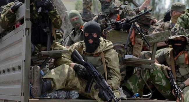 Донецкие боевики начали поливать огнем населенные пункты