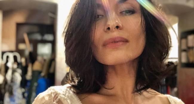 «В вас много женской энергии и сексуальности»: Надю Мейхер усыпали комплиментами, расхвалив ее выступление на шоу «Танцы со звездами»