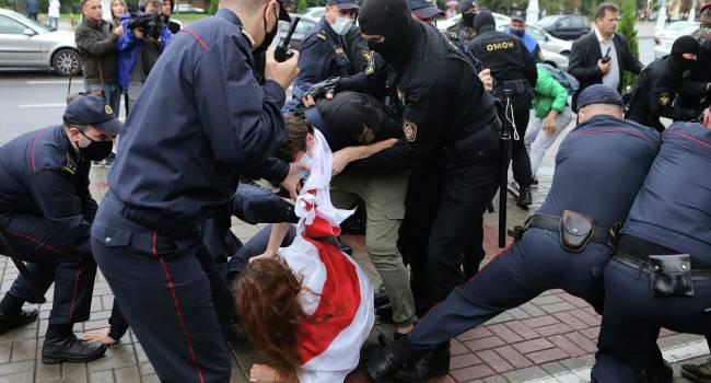 «Пусть забудут про финансирование»: немецкий политолог заявил, что Запад не будет спонсировать протесты в Беларуси