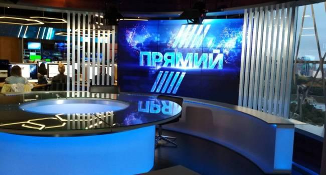 Политолог: Зеленский фактически приказал начать наступление на телеканал «Прямой»