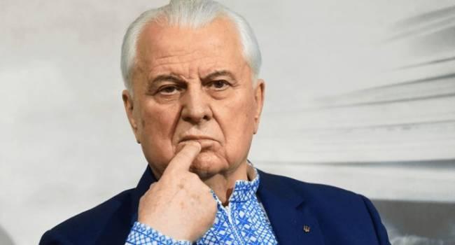 Поставить Кравчука после всего, что он сделал, во главе Минского процесса – все равно, что назначить Януковича руководителем НАБУ, – блогер