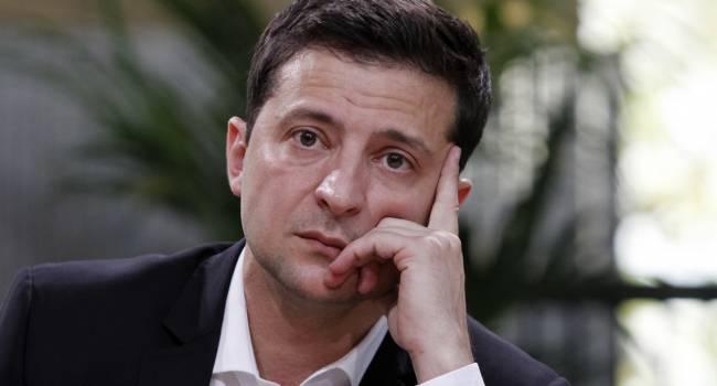 Панич: Беда Зеленского в том, что возглавить ему пришлось не Малороссию и не Украинскую ССР, к которым он сам ментально принадлежит, а независимую Украину
