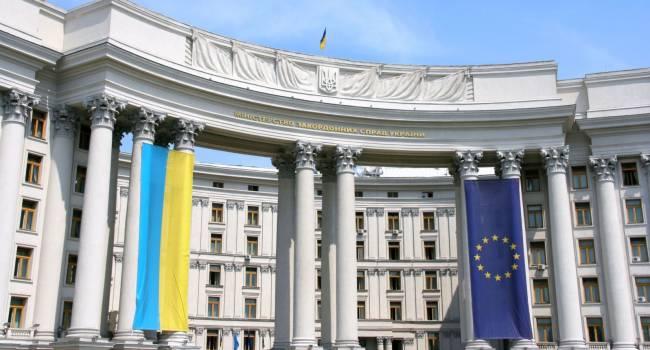В МИД Украины дали ответ Лукашенко на его обвинения