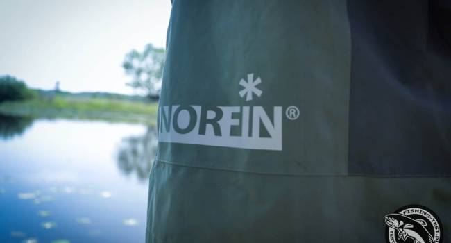 Компания Norfin стала лидером спецодежды для рыбаков и охотников